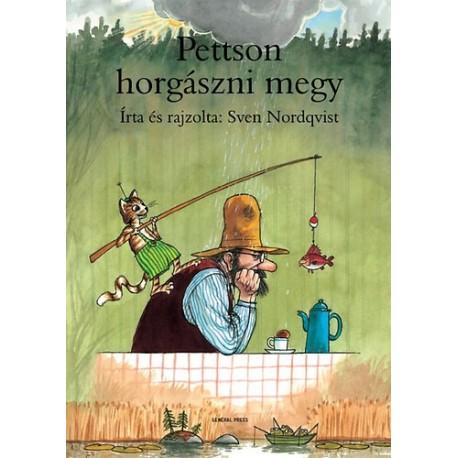 Sven Nordqvist: Pettson horgászni megy
