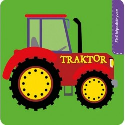 Első képeskönyvem - Traktor