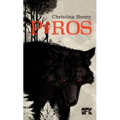 Christina Henry: Piros