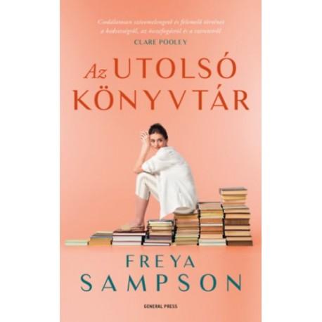 Freya Sampson: Az utolsó könyvtár