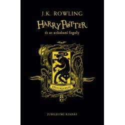 J. K. Rowling: Harry Potter és az azkabani fogoly - Hugrabug - Jubileumi kiadás