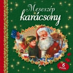 Meseszép karácsony - puzzle