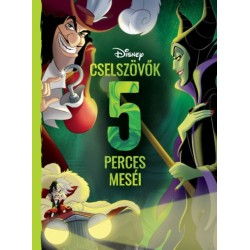 Disney - Cselszövők 5 perces meséi