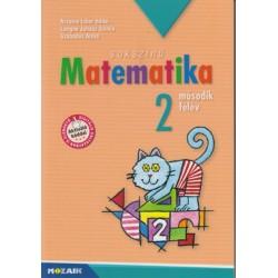 Árvainé Libor Ildikó, Juhász, Szabados Anikó: Sokszínű matematika - Munkatankönyv 2. osztály II. félév