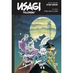 Stan Sakai: Usagi Yojimbo 16. - Fátyolos hold