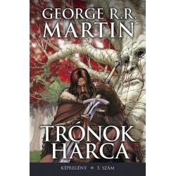 George R. R. Martin - Daniel Abraham - Tommy Patterson: Trónok harca 1. szám (képregény)