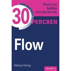 Markus Hornig: Flow - Hasznos tudás mindenkinek 30 percben