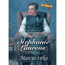 Stephanie Laurens: Marcus titka - Cynster-történetek