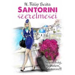 N. Fülöp Beáta: Santorini szerelmesei