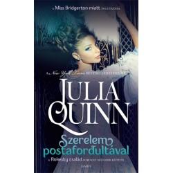 Julia Quinn: Szerelem postafordultával - Rokesby-család 2.