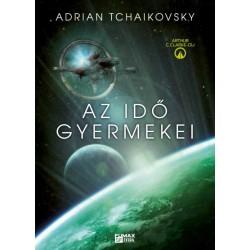 Adrian Tchaikovsky: Az idő gyermekei