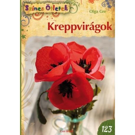 Olga Gre: Kreppvirágok