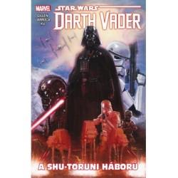 Kieron Gillen: Star Wars - A shu-toruni háború (képregény)