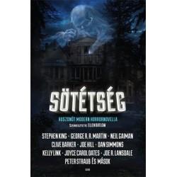 Ellen Datlow: Sötétség - Huszonöt modern horrornovella