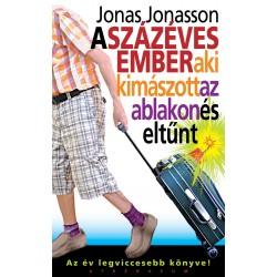 Jonas Jonasson: A százéves ember, aki kimászott az ablakon és eltűnt