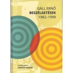 Gáll Ernő - Csapody Miklós: Beszélgetések 1982-1999