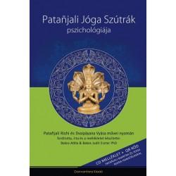Bakos Judit Eszter Ph.D: Patanjali Jóga Szútrák Pszichológiája + CD melléklet