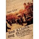 Paor Lilla: Nem állunk meg félúton... - Tizennégy igaz történet az ötvenes évekből