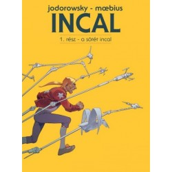 Alejandro Jodorowsky: A Sötét Incal - Incal 1.