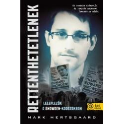 Mark Hertsgaard: Rettenthetetlenek - Leleplezők a Snowden-korszakban