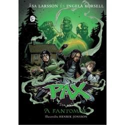Ingela Korsell - Asa Larsson: A fantomok - Pax. 5.