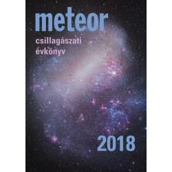 Benkő József - Mizser Attila: Meteor Csillagászati Évkönyv 2018
