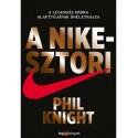 Phil Knight: A Nike-sztori - A legendás márka alapítójának önéletrajza (puhatáblás)