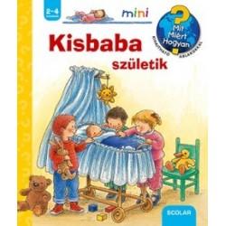 Angela Weinhold: Kisbaba születik
