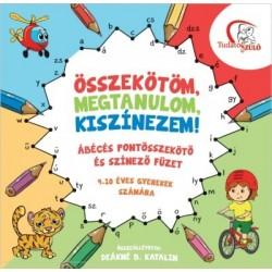 Deákné B. Katalin: Összekötöm, megtanulom, kiszínezem!