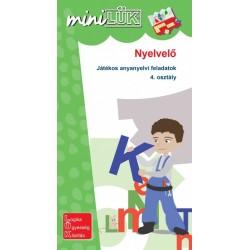 Gál Józsefné: Nyelvelő - Játékos anyanyelvi feladatok 4. osztály