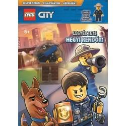 LEGO City - Légy te is hegyi rendőr! (ajándék minifigurával)