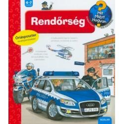 Andrea Erne: Rendőrség - Mit? Miért? Hogyan?