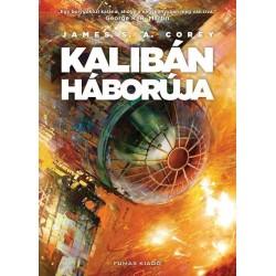 Corey S. A. James: Kalibán háborúja - A Térség 2.