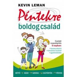 Kevin Leman: Péntekre boldog család