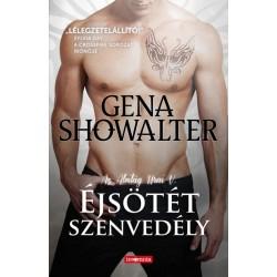 Gena Showalter: Éjsötét szenvedély - Az Alvilág Urai V.