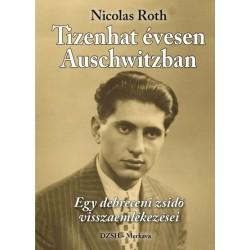 Nicolas Roth: Tizenhat évesen Auschwitzban - Egy debreceni zsidó visszaemlékezései