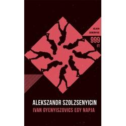 Alexandr Szolzsenyicin: Ivan Gyenyiszovics egy napja - Helikon Zsebkönyvek 62.