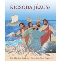Christina Goodings: Kicsoda Jézus?