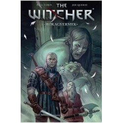 Paul Tobin: The Witcher - Rókagyermek