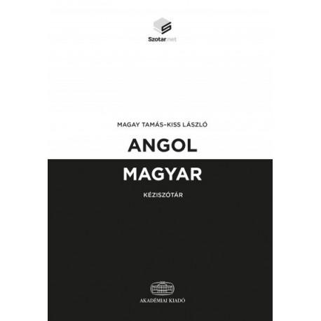 Kiss László - Magay Tamás: Angol-magyar kéziszótár + online szótárcsomag