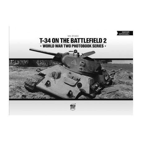 Neil Stokes: T-34 on the battlefield 2