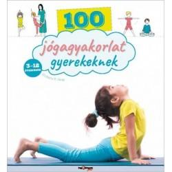 Shobana R. Vinay: 100 jógagyakorlat gyerekeknek