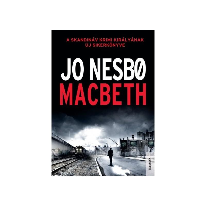Jo Nesbo Macbeth
