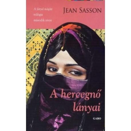 Jean Sasson: A hercegnő lányai