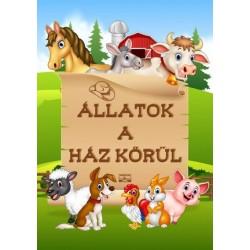 Borza Tünde: Állatok a ház körül