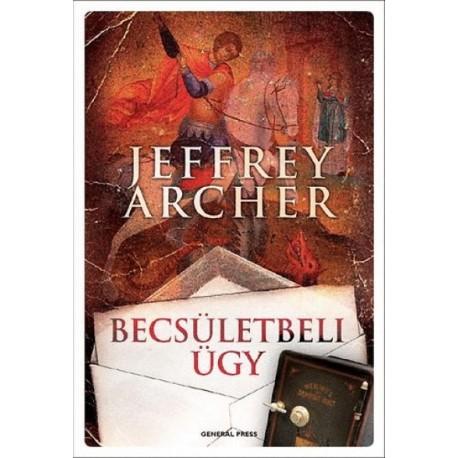 Jeffrey Archer: Becsületbeli ügy