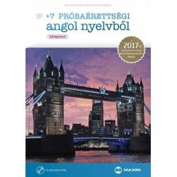 Bukta Katalin - Sulyok Andrea: +7 próbaérettségi angol nyelvből (középszint) - CD-melléklettel