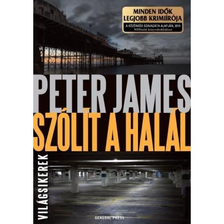 Peter James: Szólít a halál