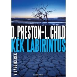Lincoln Child - Douglas Preston - Kék labirintus