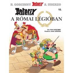 René Goscinny: Asterix 10. - Asterix a római légióban